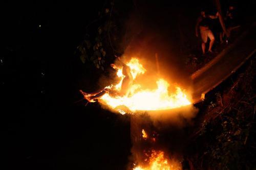Огненный каякинг